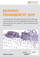 Bildungsfinanzbericht 2019