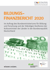 2020 Report on Education Financing (German language only)