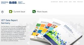 VET Data Report Germany 2015